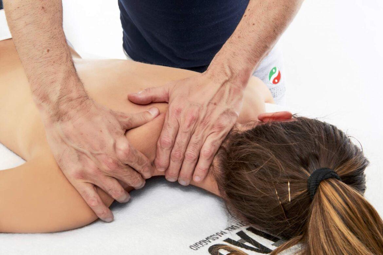 Massaggio terapeutico e Sportivo